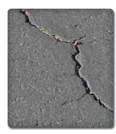 Ashphalt Crack Filling